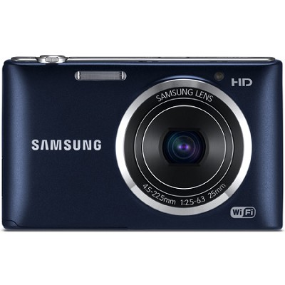 ST150F 16.2 Megapixel Digital Still Camera - Black