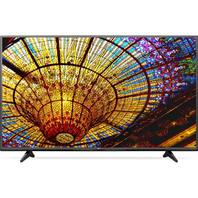 55UF6450 - 55-Inch 4K Ultra HD Smart LED 120Hz TV with webOS 2.0 - OPEN BOX