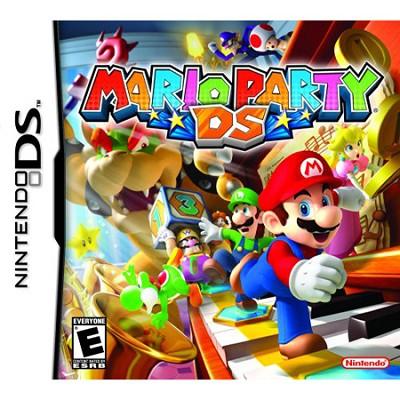 DS Mario Party