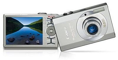 Powershot SD790 IS 10MP Digital ELPH Camera