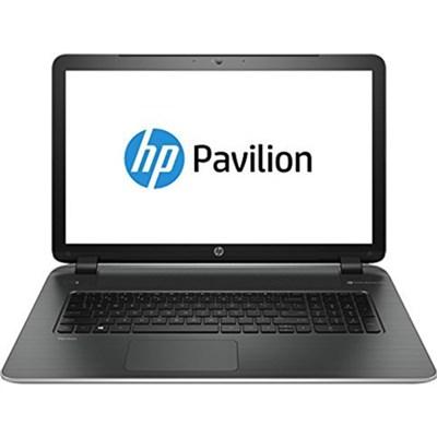Pavilion 17-f071nr 17.3` HD+ Notebook PC - AMD Quad-Core - OPEN BOX