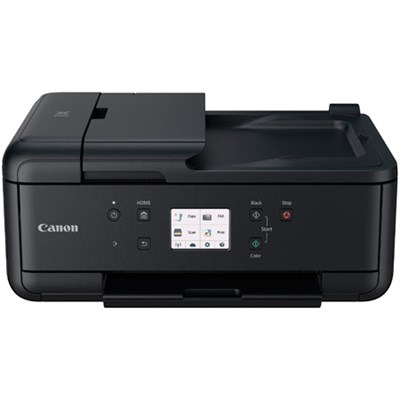 PIXMA TR7520 Wireless Home Office All-in-One Printer with Scanner, Copier & Fax