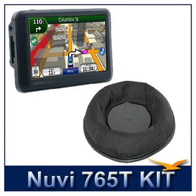 nuvi 765T North America City Navigator GPS Peace of Mind Kit