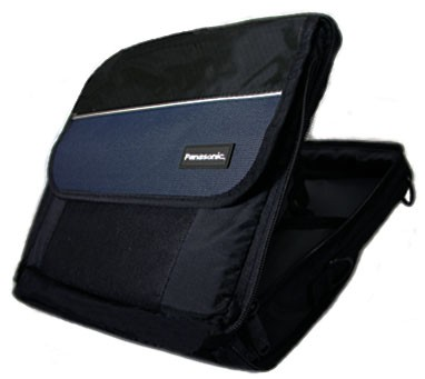 Deluxe Carrying Case for Portable DVD Players (Original Panasonic Case)