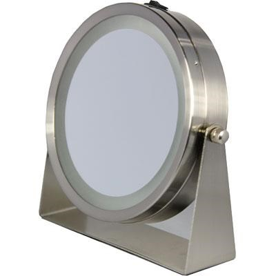 Home and Travel Mirror 8x Mag