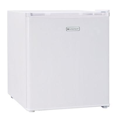 1.7 Cubic Feet Compact Refrigerator in White - CR177WE2