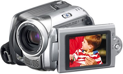 GZ-MG21 Everio Digital Media Camera With 20GB Hard Drive & 32x Optical Zoom