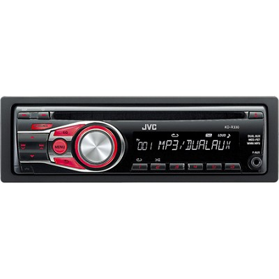 Bluetooth Ready In-Dash CD Receiver/Dual AUX Inputs & Remote Control - OPEN BOX