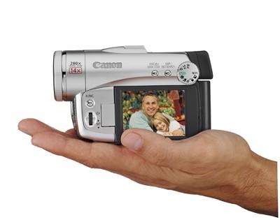 Optura 60 MiniDV Camcorder OPEN BOX