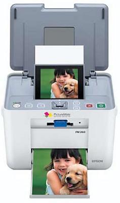PictureMate Dash 260 Photo Printer