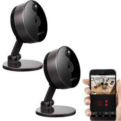 Foscam C1 Indoor HD 720P Wireless IP Camera (Ships in 3-6 Days)