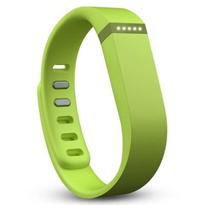 Flex Wireless Activity + Sleep Wristband Lime Green (FB401LE)