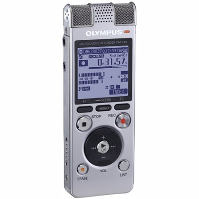 DM-620 - PCM Voice Recorder