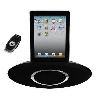 JiPS-310i Docking Digital Music System for iPad, iPod and iPhone