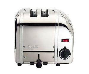 2-Slice Toaster Chrome 20293