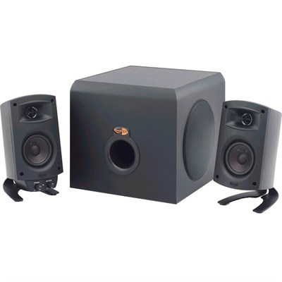 ProMedia 2.1 THX Certified Speaker System - Black