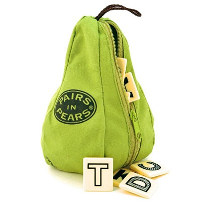Pairs in Pears Word Game, Ages 5+ - PIP001