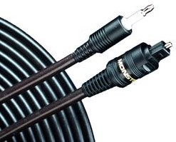 Interlink LightSpeed 100 Digital Fiber Optic-to-mini Optical Cable 1M (3.28 ft)