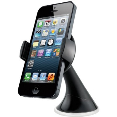 Easy Smart Tap Dash Mount Holder for iPhone 4S/5/5S/5C