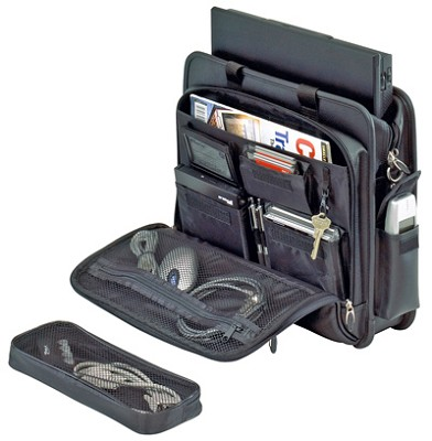 TLE300 15.4` Leather Notebook Case