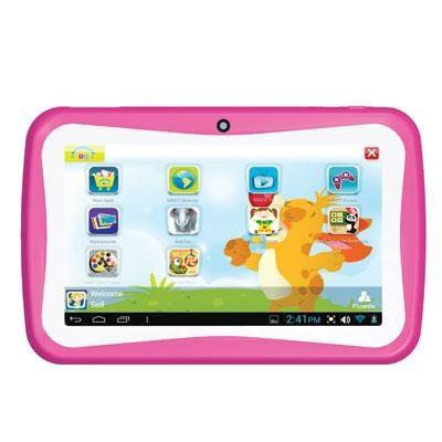 7` Kids Tablet in Pink - SC-774KTPink
