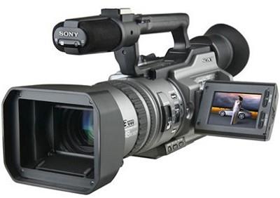 DCR-VX2100E Mini DV PAL Digital Camcorder For International Use