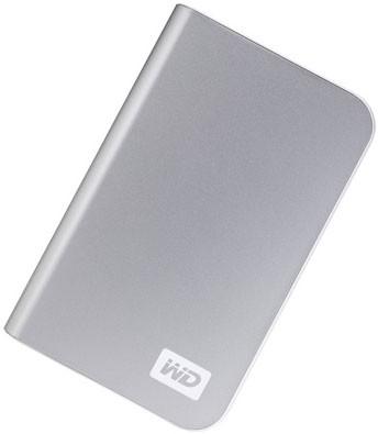 My Passport Essential Silver 500GB USB 2.0 External Hard Drive (WDMES5000TN)