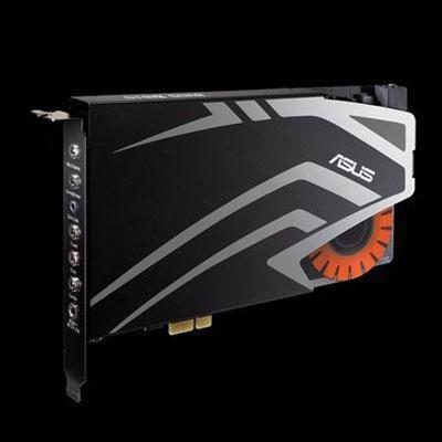 7.1 PCIe Gaming Sound Card w/ Audiophile-grade DAC and 116dB SNR - STRIX SOAR