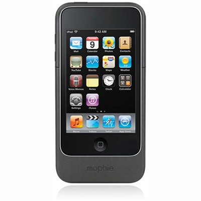 Juice Pack | Touch 2G | Black Q1 - `REFURBISHED` (Like New Condition)