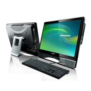 C300 All-In-One Desktop PC - Atom 230 1.6GHz, 1GB DDR2, 160GB HDD, DVDRW, Win XP