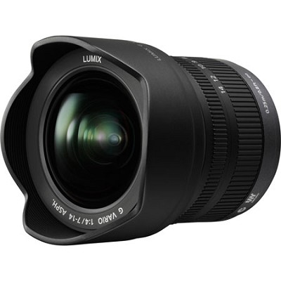 LUMIX G H-F007014 VARIO 7-14mm/F4.0 ASPH. Lens