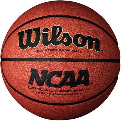 NCAA Official Solution Game Ball 28.5` Basketball