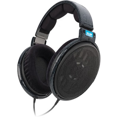 HD600 Audiophile Professional Stereo Headphones (004465)