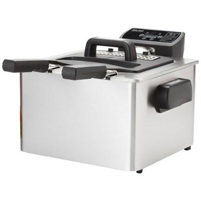 4 Quart Stainless Steel Smart Fry XL Digital Deep Fryer