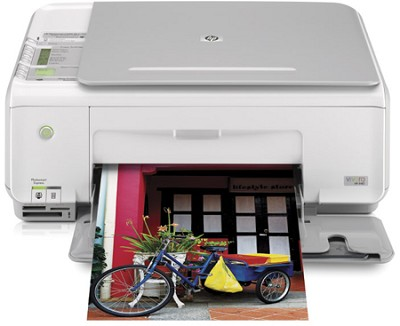 Photosmart C3180 All-in-one Printer, Copier, Scanner