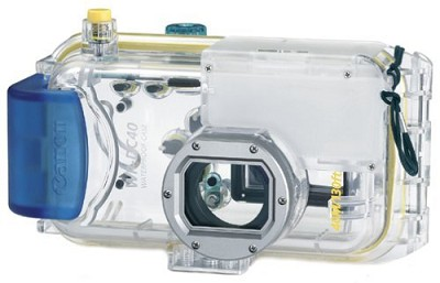 WATERPROOF CASE WP-DC40 FOR S70 / S60