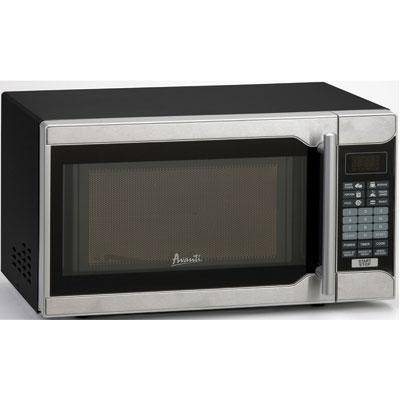 MO7103SST 18` 0.7 cu. ft. Counter Top Microwave Oven, Stainless Steel