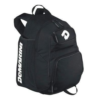 Demarini Aftermath Batpack in Black - WTD9103BL