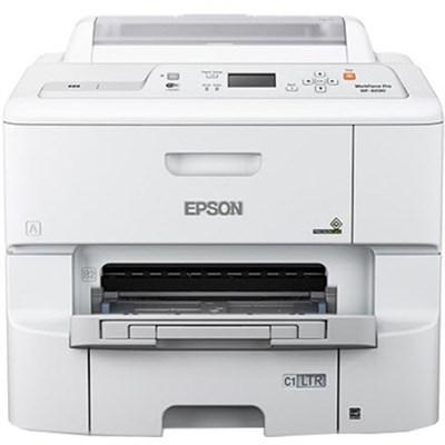 WorkForce Pro WF 6090 Single Function Color Inkjet Photo Printer (C11CD47201NA)