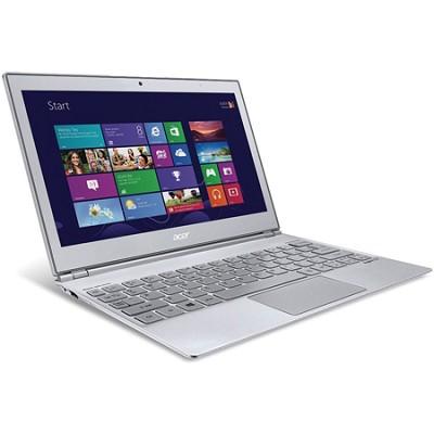 Aspire S7-191-6447 11.6` Ultrabook PC - Intel Core i5-3337U Processor (Silver)