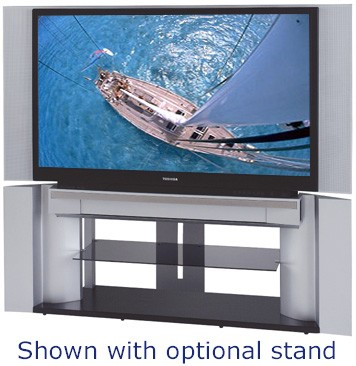 62HM95 - 62` DLP Rear Projection Television + Integrated HDTV w/ DCR & HDMI