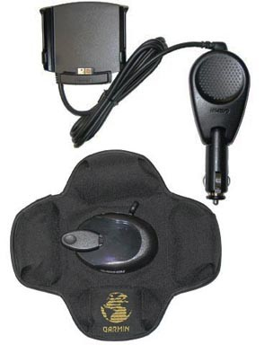Portable Friction Mount w/remote 12-volt charger and speaker system