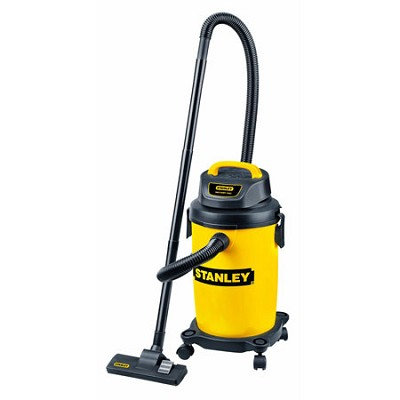 Portable Poly Series Horsepower Wet or Dry Vacuum Cleaner