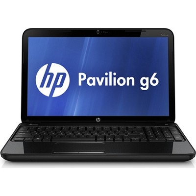 Pavilion 15.6` g6-2010nr Notebook PC - Intel Core i3-2350M Processor
