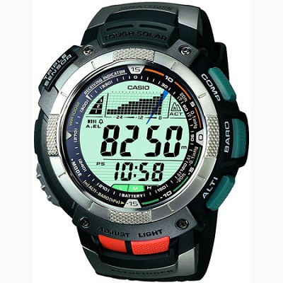 Pathfinder Atomic Solar Watch (Men's) - PAW1100-1V - OPEN BOX