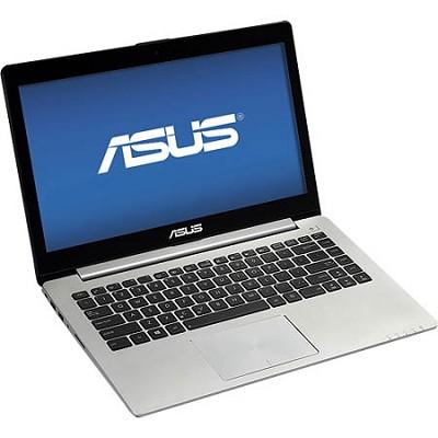 VivoBook S400CA-DB51T 14.0` Touchscreen Ultrabook PC - Intel Core i5-3337U Proc.