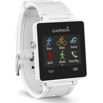 vivoactive GPS Smartwatch - White (010-01297-01)
