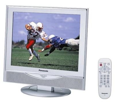 TC-17LA1 17-IN Flat-Panel LCD TV