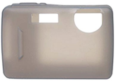 202314 Silicon Stealth Gray for Stylus Tough 8000