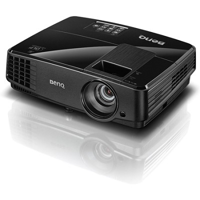 MS521 SVGA 3000L HDMI Smart Eco 3D Projector with 10,000 Hour Lamp Life
